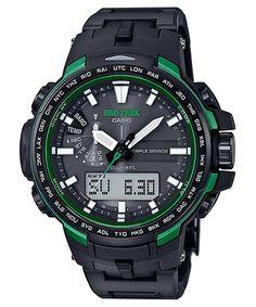 PRW-6100FC-1 - Collection - PRO TREK Mens Watches - CASIO