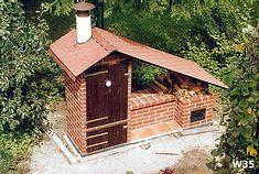 Od projektu, do wędzonek - czyli jak Wojtek Minor budował wędzarnię Smoke House Plans, Smoke House Diy, Bbq Pit Smoker, Bbq Grill, Outdoor Bbq Kitchen, Outdoor Cooking, Bbq House, Outdoor Smoker, Wood Smokers
