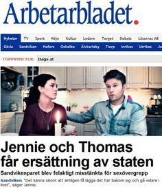 JK ger ersättning till föräldrarna i Sandvikenfallet | Ann-Mari's Blogg