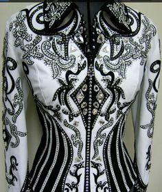 horsemanship or showmanship shirt- I'm sure it costs a fortune but it looks sooo pretty!!