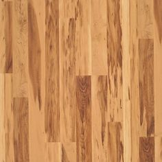 Imagine all the spring decor you could pair with this Pergo XP Sugar House Maple floor. #LF000323