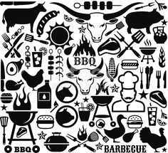 Download this Collection Of Illustrations And Icons With Barbecue Symbols vector illustration now. And search more of iStock's library of royalty-free vector art that features 2015 graphics available for quick and easy download.