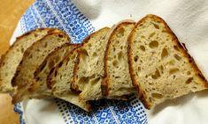 Bourák – Vůně chleba Bread Recipes, Cooking Recipes, Sourdough Bread, Banana Bread, Desserts, Food, Breads, Gardening, Essen