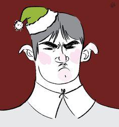Dec13 Elves - Bruno