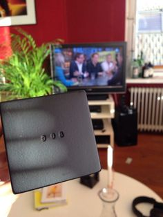 Nice picture of No. 008 shared by Sanne while Nothing was on Dutch television.