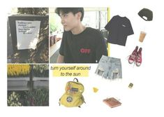 """""""you shine like truth in all you do"""" by manticoar ❤ liked on Polyvore featuring Converse, R13, Diamond Supply Co., bts, Jhope, hobi and JungHoseok #DiamondSupply"""