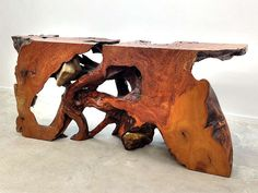 Reclaimed Recycled teak dining table