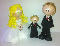 Svatební rodinka
