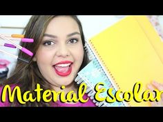 MATERIAL ESCOLAR 2016 - YouTube