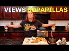 SOPAPILLAS RECIPE - YouTube