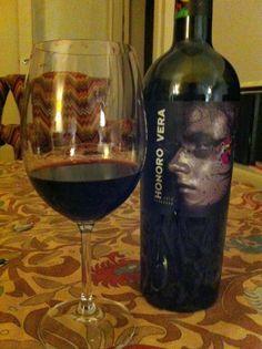 Mi Blog de Vinos: Honoro Vera 2012