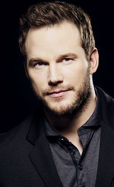 Chris Pratt photographed for USA Today.