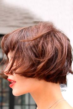 You might think a bowl cut is out, but that is quite untrue. They are making a huge comeback. See these super cute and trendy ideas for bowl haircuts.