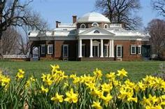 Monticello, Virginia - one of my favorite historic places!