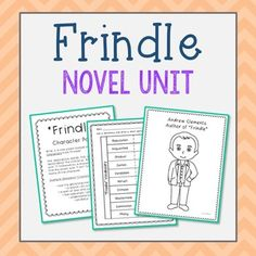Frindle student study guide literacy pinterest frindle frindle student study guide literacy pinterest frindle comprehension questions and student studying publicscrutiny Gallery