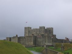 Dover Castle 2  (Photo Credit to Jenelle Schmidt 2004)  Another way I picture Thorndale Castle... though a bit less blocky