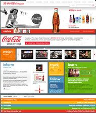 11-11-2012 Coke Revamps Web Site to Tell Its Story - NYTimes.com