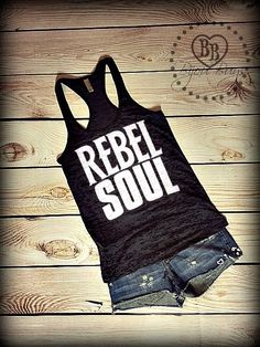Hey, I found this really awesome Etsy listing at https://www.etsy.com/listing/236119760/rebel-soul-country-rock-song-kid-rock