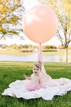 Rose Gold Balloons, Giant Balloons, Wedding Balloons, Confetti Balloons, Birthday Party Decorations, Baby Shower Decorations, 6 Month Baby Picture Ideas, 1st Birthday Photoshoot, Balloon Tassel
