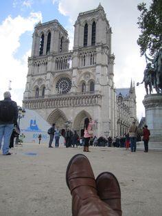 Cathédrale Notre Dame de Paris, Paris, France