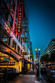 Portland | Oregon (by Kevin Balley)