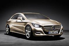 New Mercedes CLC #HatWas