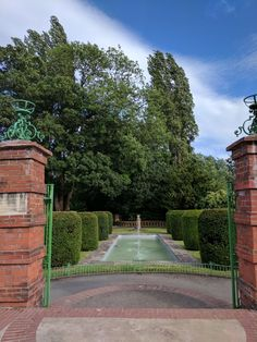 Sandford Park Fountain