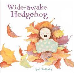 Buy Wide-Awake Hedgehog book by Rosie Wellesley from Boomerang Books