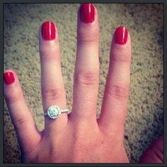 My wedding ring <3