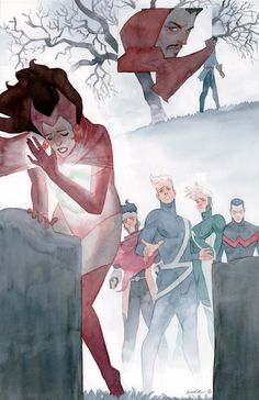 House of M by Kevin Wada
