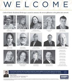 Please help us welcome this impressive group of real estate professionals who associated with Coldwell Banker Residential Brokerage in September! #ColdwellBankerArizona