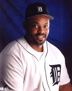 Cecil Fielder, Detroit Tigers