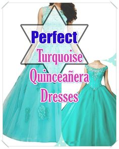 Turquoise Quinceanera dress - Need help on organizing a quinceanera including tips? and lists,. Begin shopping for your Quinceanera dress as well as accessories. Decide on your honor your bid day with the subsequent recommendations. Turquoise Quinceanera Dresses, Turquoise Dress, Bid Day, Your Perfect, True Colors, Looking For Women, Dress For You, Young Women, Beautiful Day