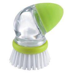 Chefn Clean Genuity Szczotka do mycia naczyń  http://www.redcoon.pl/B306131-Chefn-Clean-Genuity-CH-401-104-004_Pomoce-kuchenne