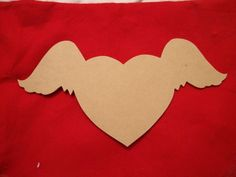 Winged Heart 1/4 Inch Thick 17 inch wide Unfinished MDF Mosaic Base/Shape by zzbob on Etsy https://www.etsy.com/listing/65584598/winged-heart-14-inch-thick-17-inch-wide