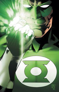 Carlos Pacheco - Green Lantern