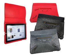 Balenciaga iPad Case 4