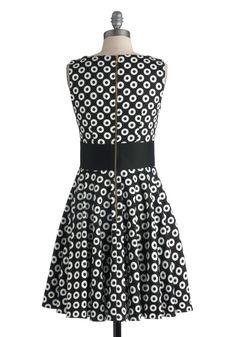 Photogram Gallery Dress, #ModCloth