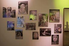 Georgina Starr, Bubble Portraits, 2013