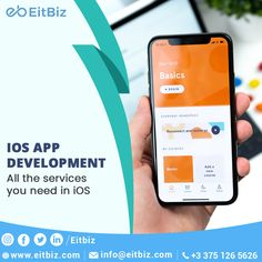 #EitBiz is your one-stop solution for all your iOS development needs. Have an idea for an app, talk to us today for a free consultation! #iOS #iOSapp #iPhonedevelopment #mobileapp Mobile App Development Companies, Mobile Application Development, Software Development, Global Mobile, Ios Developer, Custom Website Design, Mobile App Design, Digital Marketing Services, Information Technology