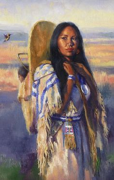 Sacajawea - An Indian woman who helped Lewis and Clark explore the Louisiana Purchase. She was vital for their survival because she translated and guided them on their journey through the West.