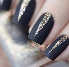 classy-nail-design-using-strip-tape