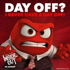 Inside Out - Day Off