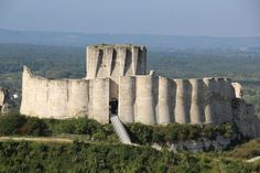 Chateau Gaillard. France