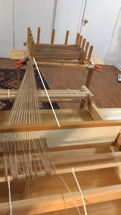 Warping Doesn't Have to Be Scary! | Weave-Along Color-and-Weave Warping Tips (includes tips on direct warping using a warping board)