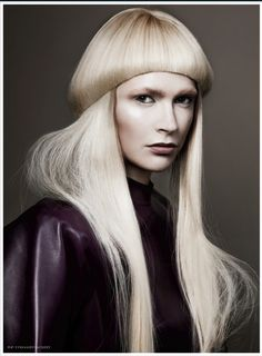 Eugene Souleiman hair
