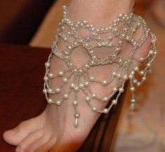 foot jewerly...