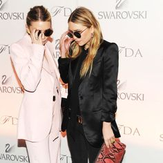 Chic Eyewear Is A Must - Every outfit can be instantly elevated by oversize sunnies.Photo Credit:Billy Farrell/BFAnyc.com