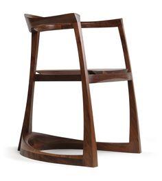 lineground armchair by Skram