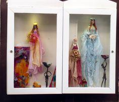 Chania - fairy dolls